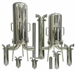 Microdyne's Full Range of Filter Products