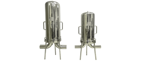 Low Pressure Stainless Steel Filters